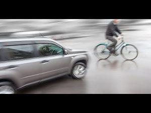bicycle injuries while riding