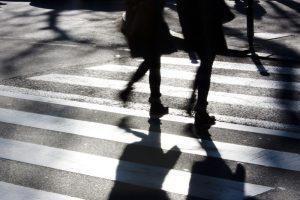 pedestrian rights glover law firm elizabeth NC